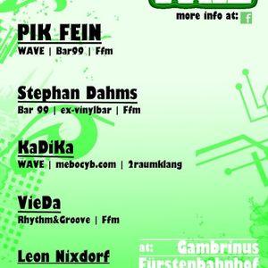 VieDa @ Wave (25.05.2012 - Gambrinus)
