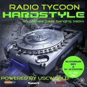 USCworld ft dj Cash - Radio Tycoon Hardstyle Mix 2010