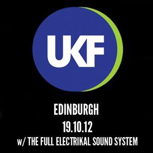 Lucas Manning – 2012 Dubstep Mix  – UKF EDINBURGH 2012 Competition Entry