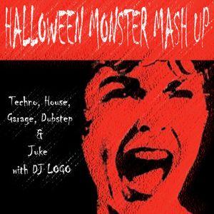 Halloween Monster Mash Up