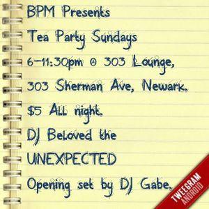 Live at BPM Dj Gabe 4-06-14