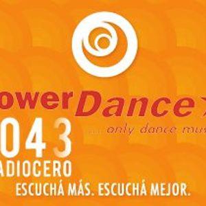 DJ Antonio Calvelo(Dj.Velo)-POWER DANCE-104.3 FM Radio CERO-Julio2017
