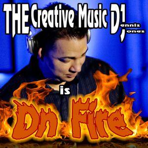 DJDennisJ Is On Fire