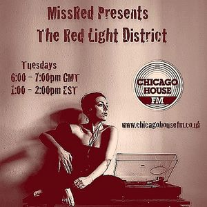 Missred Presents The Red Light District 025 - Feat TrevTheDev