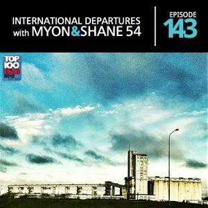 International Departures 143