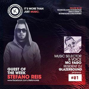 Kumusic Radioshow Ep.81 - Guest: Stefano Reis
