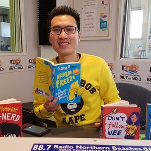 By the Book Episode 60 Children's Author Oliver Phommavanh - Middle Grade Short Stories