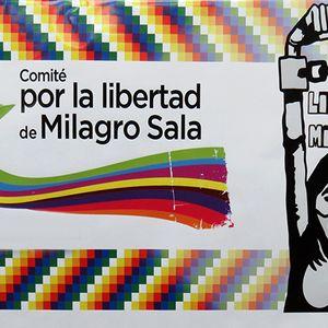 Entrevista a Pablo Lucione del Comite por la libertad de Milagro Sala