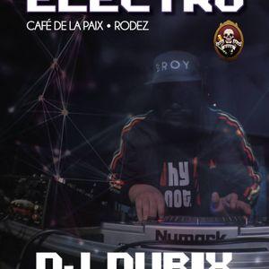 DUBIX - Dj set @ VENDREDIS ELECTRO (07/11/16)
