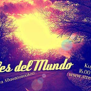 """Calles del mundo"" Feb 8th 2015"