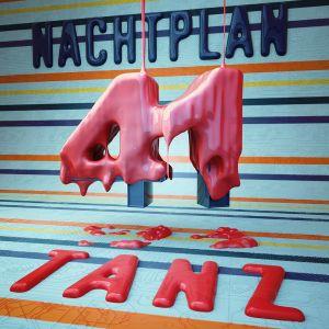 DJ Led Manville - Nachtplan Tanz Vol.41 (2018)