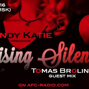 Candy_Katie - Rising Silence 006 [27.03.2016] +Tomas Brolinsky guestmix