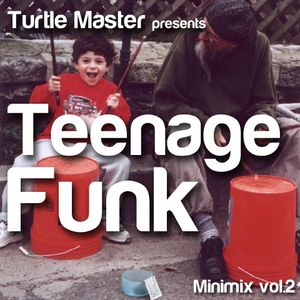 Turtle Master minimix vol.2 - Teenage funk