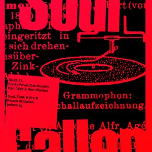 SOUL GALLEN - Funky Fever