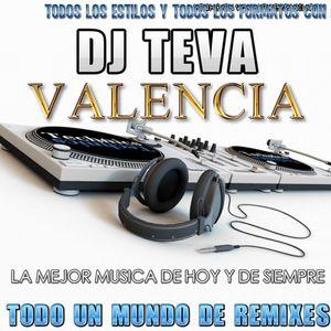 DJ TEVA in session set remixes by Dj Teva. (2013)
