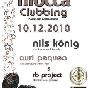 RB Project Liveset @ Mocca Clubbing 10.12.2010