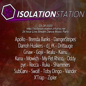 Live on Isolation Station 3-28-2020