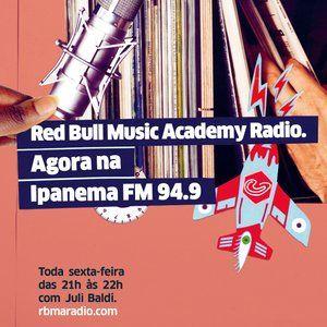 Red Bull Music Academy Radio #50 com Wannabe Jalva