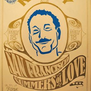 2013/05/18 Rusty - San Francisco: Summers of Love