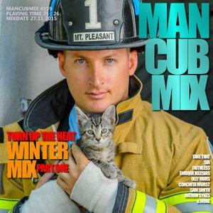 MANCUBMIX Turn Up The Heat Winter Mix Part 1