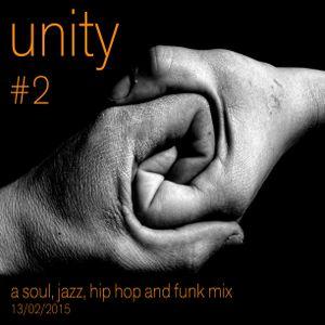 UNITY #2: A Soul, Jazz, Hip Hop and Funk Mix