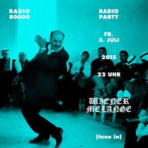 Radio Party Nr.3 mit Wiener Melange