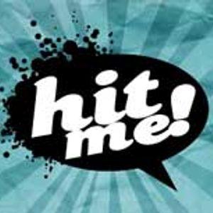 Hit me! radioshow - Dj guest: Zamali