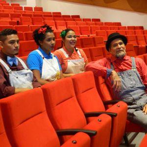 El Grupo Luneta 50 de Manuel Sánchez en el Teatro Cajamag