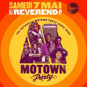 Dj Reverend P tribute to Prince & Billy Paul @ Motown Party, Djoon Club, Saturday May 7th, 2016