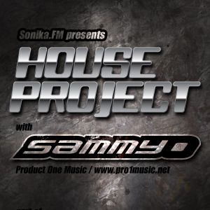 House Project mixed by Sammy O - July 13, 2012 Pt. 1