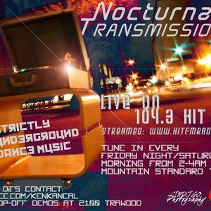 FnDannyBoy - Live on 104.3 HitFM Nocturnal Transmission (1-22-11) pt 1