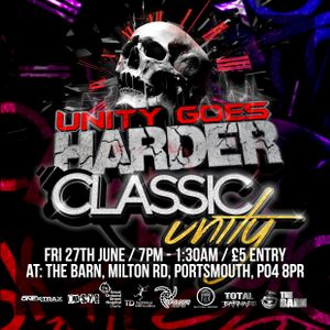 OM3GA B2B Dragoon - Live @ Rave Unity Goes Harder (Portsmouth)