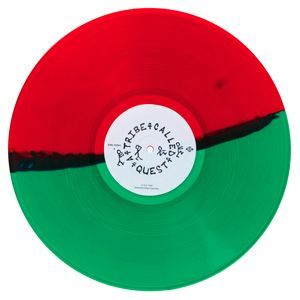 ALL VINYL EVERYTHING 3 YEAR PROMO MIX - A TRIBE CALLED QUEST RARITIES, REMIXES, & B-SIDES