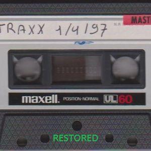 DJ Traxx @ Unknown - 010497