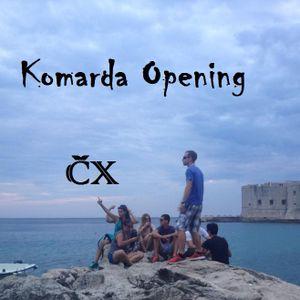 ČX @ Komarda Opening 2015
