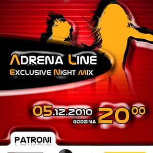 Adrena Line @ Exclusive Night Mix (Radio BeatPlanet) (5th December 2010)