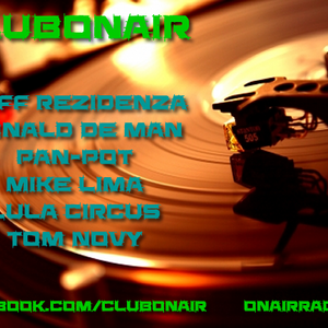 Club on Air nr. 137 with special guests Tom Novy