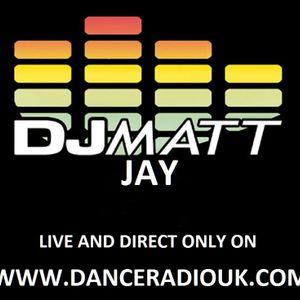 Matt Jay LIVE DanceRadioUk OLD SKOOL SHOW 29.10.2012