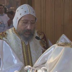 الأنبا إرميا – قداس ليلة رأس السنة 31-12-2006