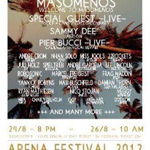 Frank Donner - Arena Festival 2012 Berlin