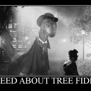 I Need About Tree Fiddy