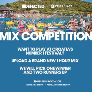 Defected x Point Blank Mix Competition Dj Dulce Rullan