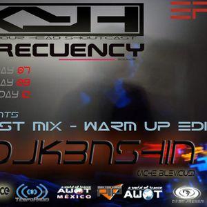 3 Frecuency Presents Kick Your head Shoutcast #32 Dj Djk3nshin Guest mix