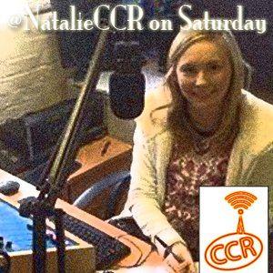 Natalie Aston - @NatalieCCR - Natalie on Saturday - 05/04/14 - Chelmsford Community Radio