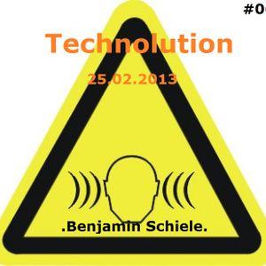 Benjamin Schiele - Technolution // 25.02.2013