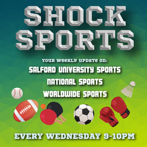 Shock Sports 6/12/2017