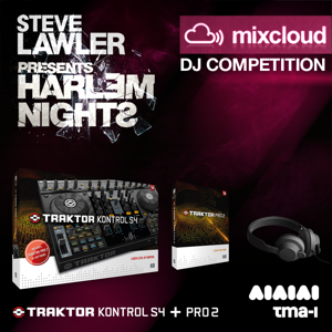 Steve LAWLER pres. Harlem Nights Residency Competition - By Cristian Guzmán