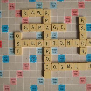 Stuart's Sunday Scrabble 12/11/17