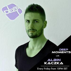 Albin Kaczka - Deep Moments - Radio Deep - 01.07.2016