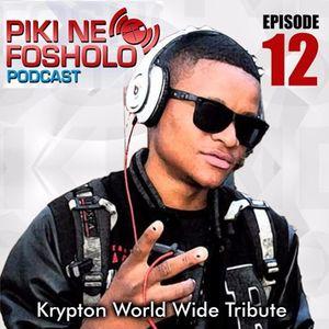 PNF Podcast KWW Tribute with Glitch Crew Episode 12